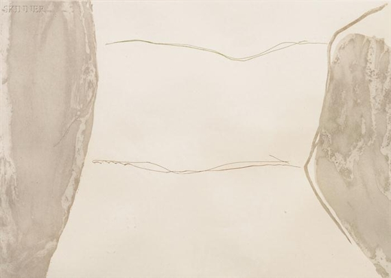 Ponti, 1973 - Helen Frankenthaler