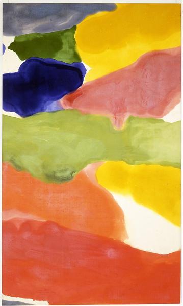 Tutti-Fruitti - Helen Frankenthaler