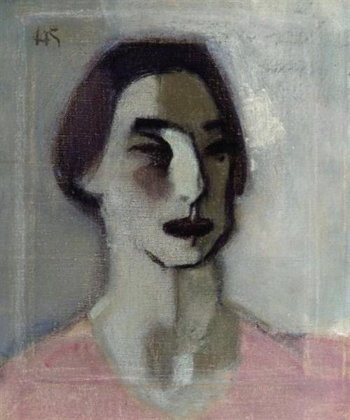 Forty Year Old, 1939 - Helene Schjerfbeck
