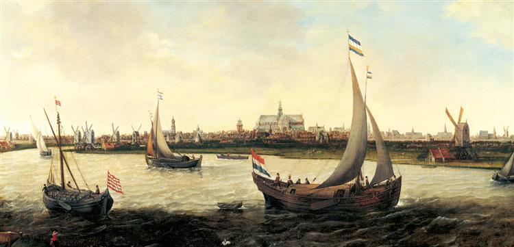 unknown title - Hendrick Cornelisz Vroom