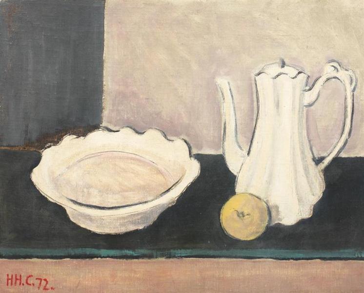 Still Life, 1972 - Henri Catargi