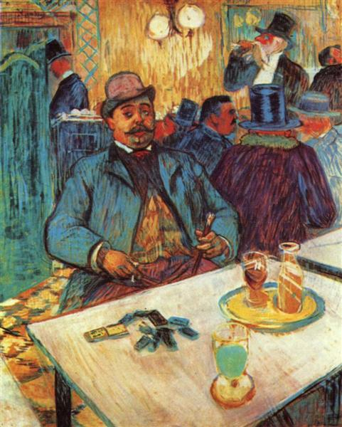 Monsieur Boileau, 1893 - Henri de Toulouse-Lautrec