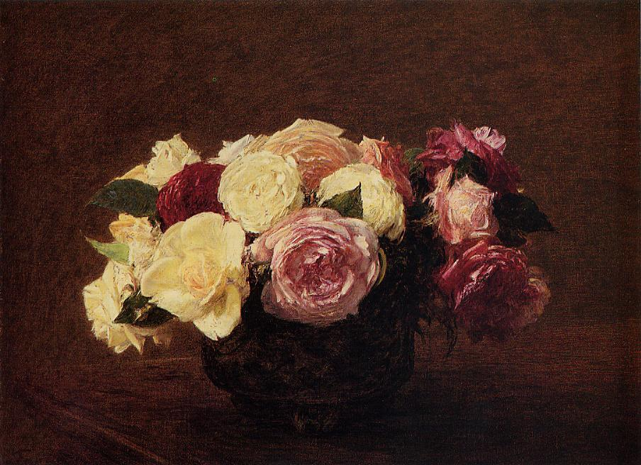 Henri Fantin Latour Famous Paintings
