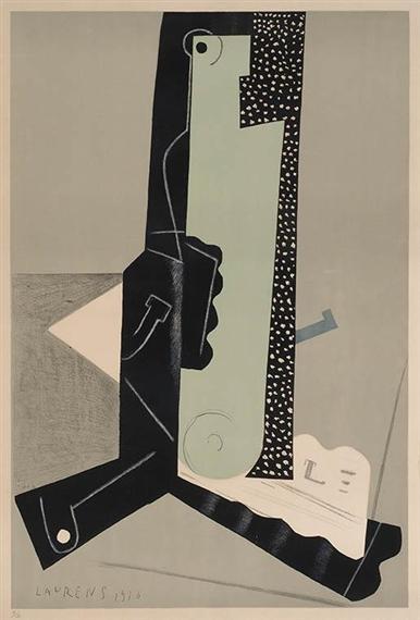 Composition, 1916 - Henri Laurens