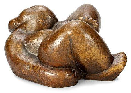 La Dormeuse - Henri Laurens