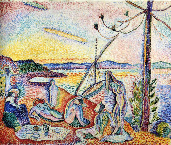 Luxe, calme et volupté - Henri Matisse
