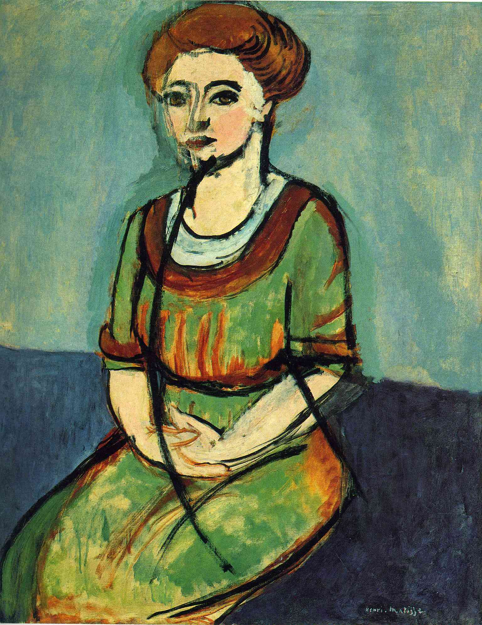 Open window matisse - Olga Merson 1910 Henri Matisse Wikiart Org