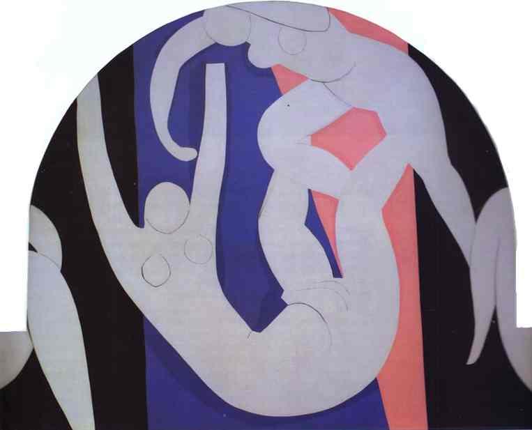 The Dance - Henri Matisse - WikiArt.org - encyclopedia of ...