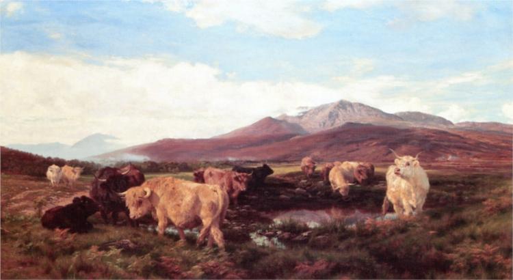 Ben Eay, 1883 - Henry William Banks Davis