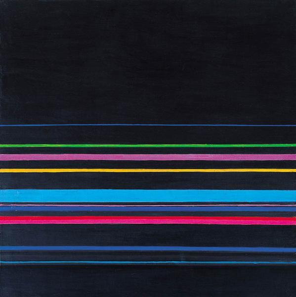 Composition no. 3, 1974 - Henryk Stazewski