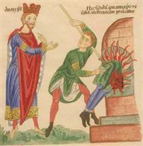 Antichrist - Herrad of Landsberg