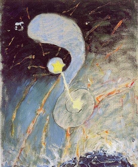 Chaos, Nr. 2, 1906 - Hilma af Klint