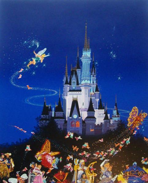 Tinkerbell, Tokyo Disneyland's 15th Anniversary, 1998 - Хіро Ямагата