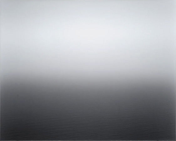 Seascape: Aegean Sea, Pillon, 1990 - 杉本博司