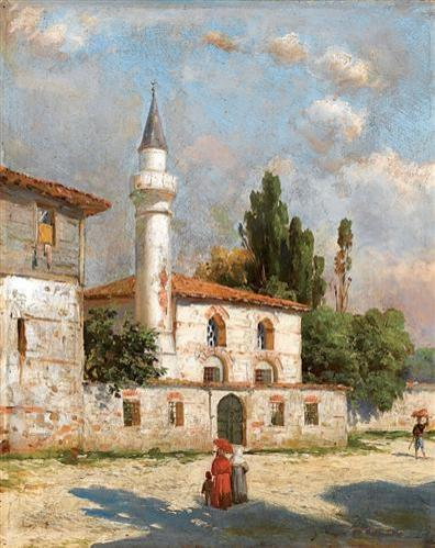 unknown title - Hoca Ali Rıza