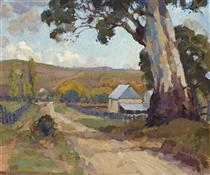 Mt. Barker - Horace Trenerry