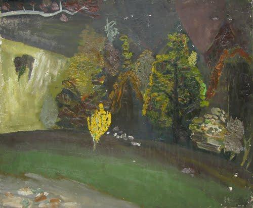 Spring Night, 1965 - Horia Bernea