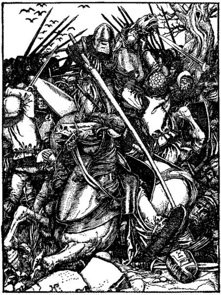 Otto of the Silver Hand  10 - Howard Pyle