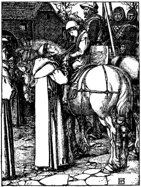 Otto of the Silver Hand  15 - Howard Pyle