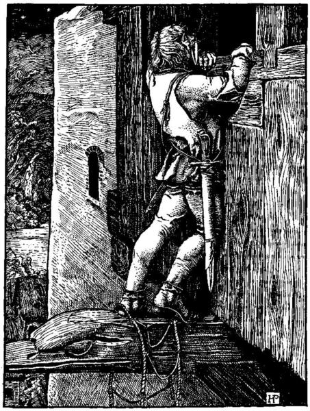 Otto of the Silver Hand  19 - Howard Pyle