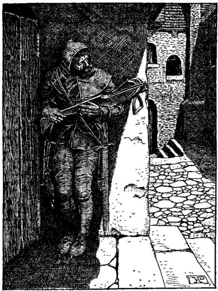 Otto of the Silver Hand 20 - Howard Pyle