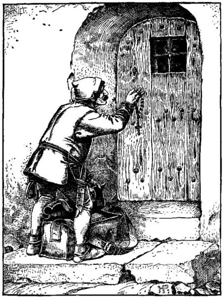 Otto of the Silver Hand 26 - Howard Pyle