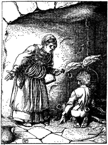 Otto of the Silver Hand 29 - Howard Pyle