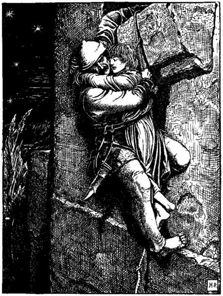 Otto of the Silver Hand 34 - Howard Pyle