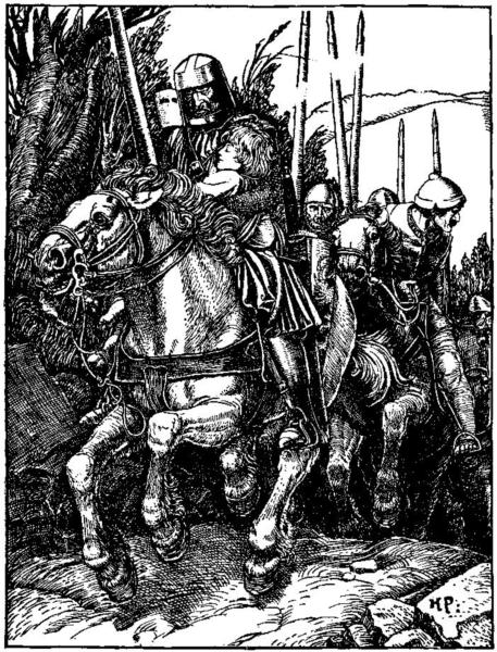 Otto of the Silver Hand 36 - Howard Pyle