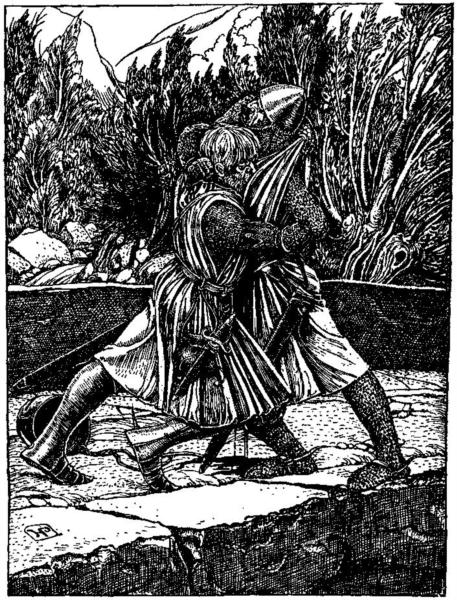 Otto of the Silver Hand 39 - Howard Pyle