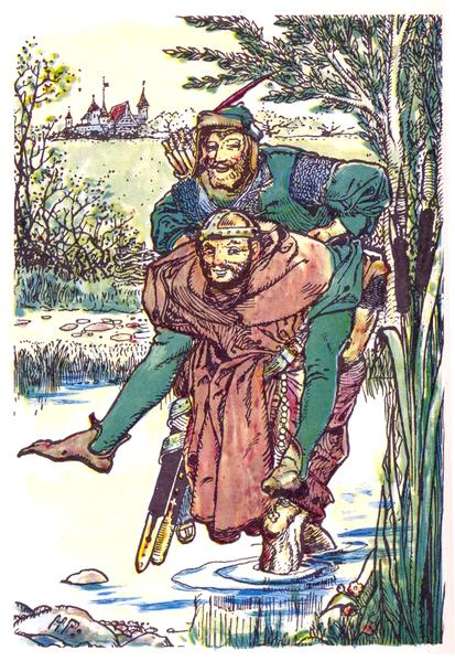 The Merry Adventures of Robin Hood 2 - Howard Pyle
