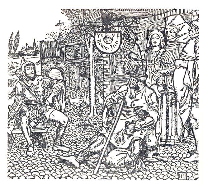 The Merry Adventures of Robin Hood 7 - Howard Pyle