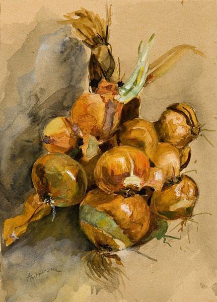 Onions - Ion Andreescu