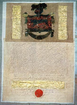 Heraldic Marks, 1996 - Ion Bitzan