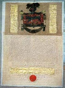 Heraldic Marks - Ion Bitzan