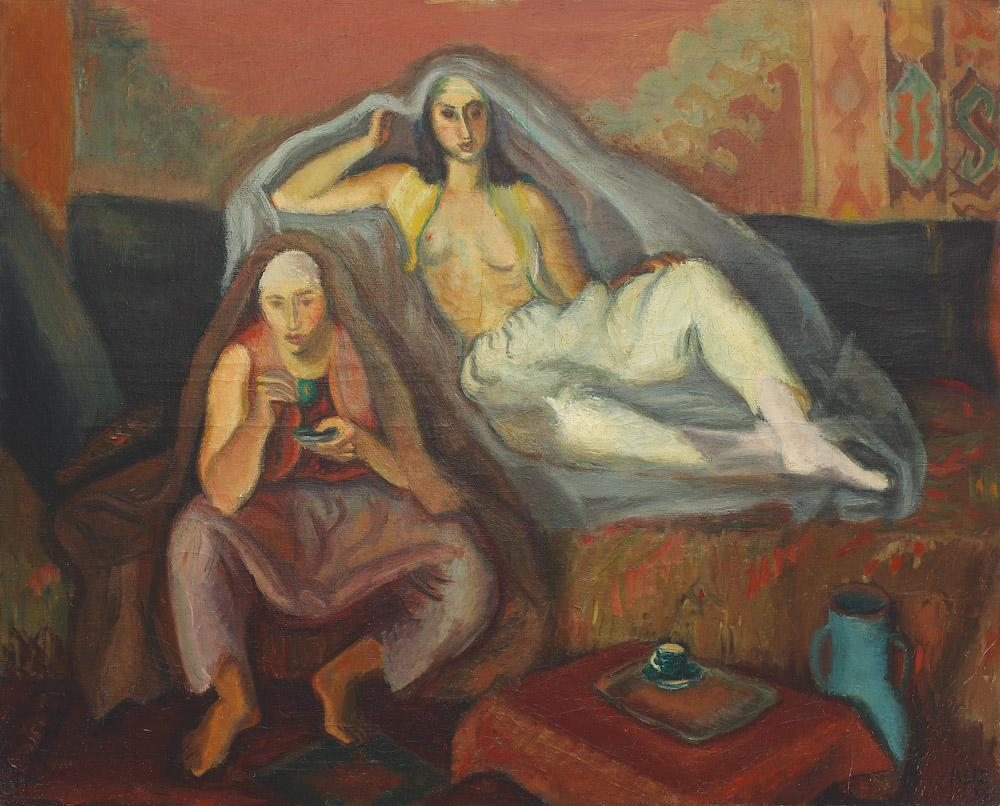 Tatar Interior, 1933