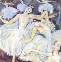 Ballet Dancers - Irma Stern