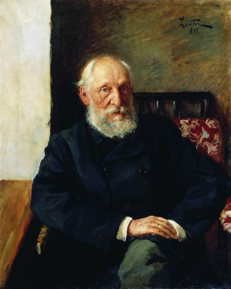 Картинки по запросу исаак ильич левитан портрет