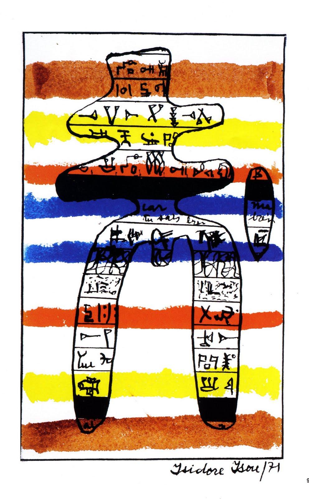 Hypergraphie, 1971