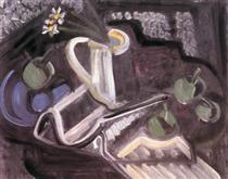 Still-life Composition - Иштван Илошваи Варга