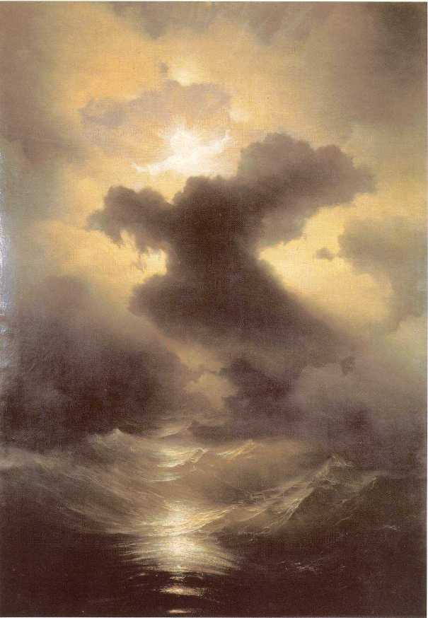 Chaos (The Creation), 1841