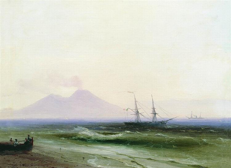 Seascape, 1878 - Ivan Aivazovsky