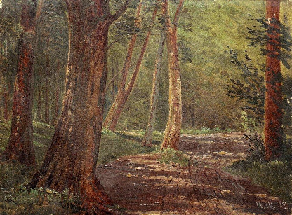 Images Of Paintings Of Tropical Forests