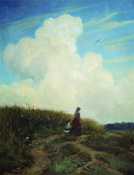 Summer - Ivan Shishkin