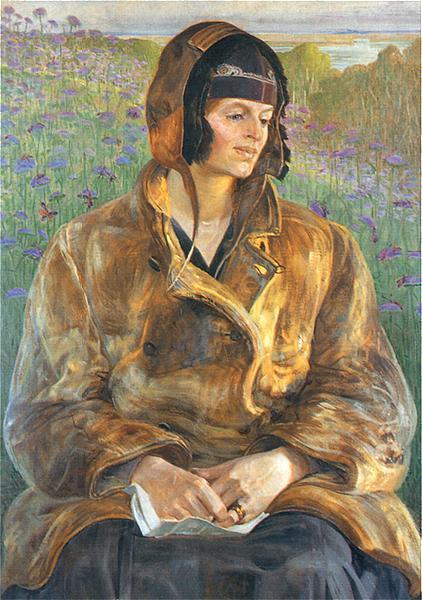 Ellenai, 1910 - Jacek Malczewski