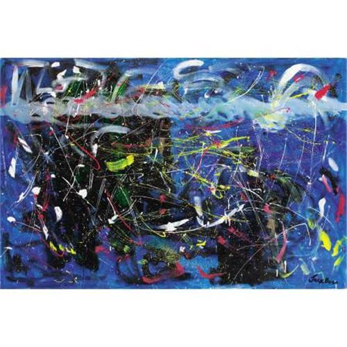 Abstraction - Jack Bush