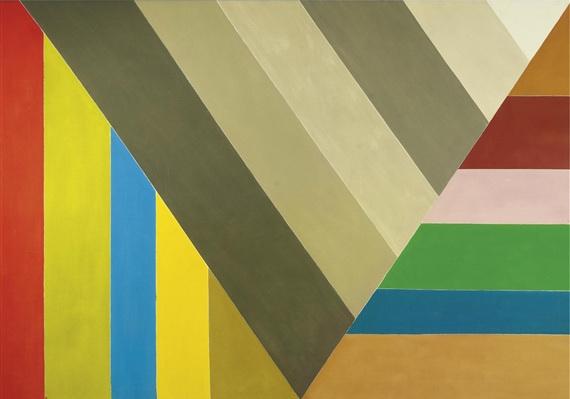 Grey V, 1967 - Jack Bush