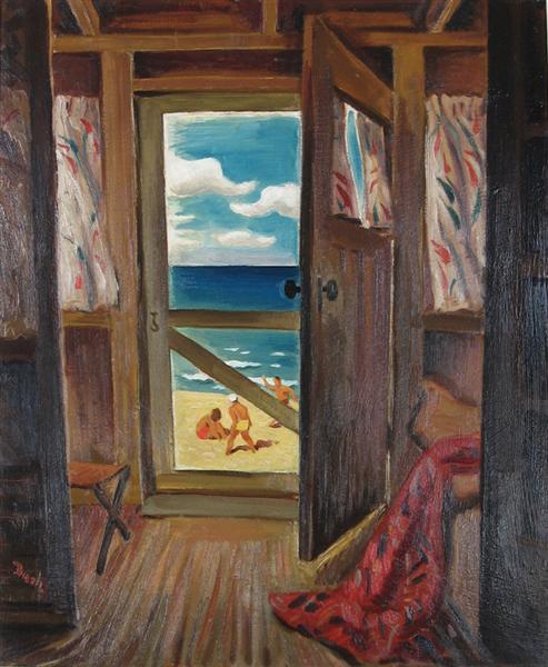 Summer Cottage, 1942 - Jack Bush