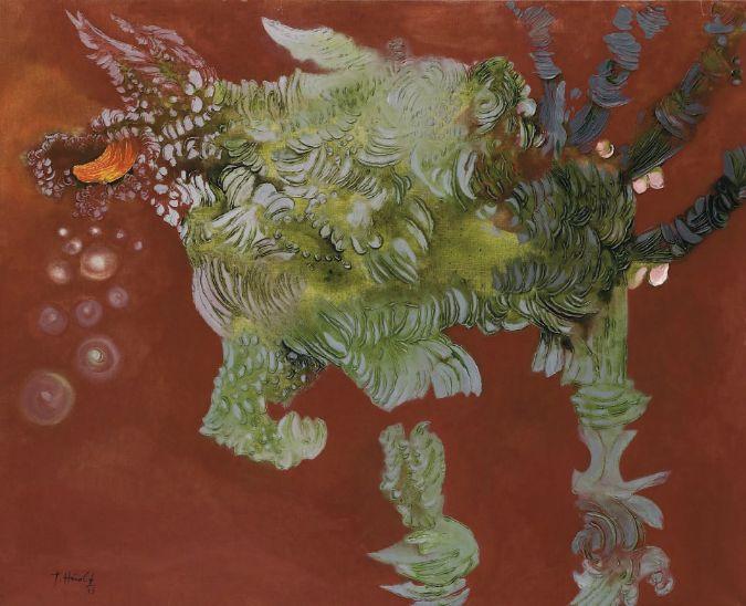 The Petrified Dream, 1973 - Jacques Hérold