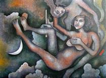 Two Lovers - Jahar Dasgupta